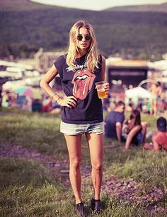 Music festival perfection.