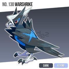 130 Warshrike by zerudez on DeviantArt