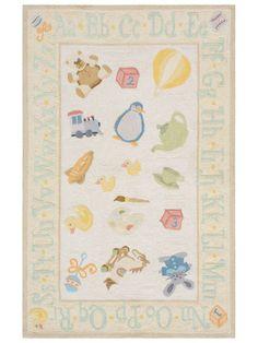 nursery rug pink