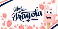 Fragola Demo Font Introducing the new font family. Fragola Font Family designed and shared by Fenotype. Fragola is a bold and groovy script family Sans Serif Fonts, Script Fonts, Typography Fonts, New Fonts, Lettering, Spice Things Up, Things To Come, Free Fonts For Designers, Free Fonts Download