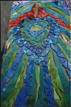 playing with mosaics by kat gottke classes now on katgottke@gmail.com