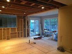 Open Concept, Powder Room, Windows, Outdoor Decor, Kitchen, Home Decor, Trough Sink, Cooking, Homemade Home Decor