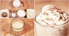 Desery - Kawa mrożona z lodami