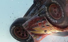 The signs are even clearer that Lightning McQueen will go through the ringer in Cars 3. Pixar shared the poster for the upcoming movie on Tuesday....