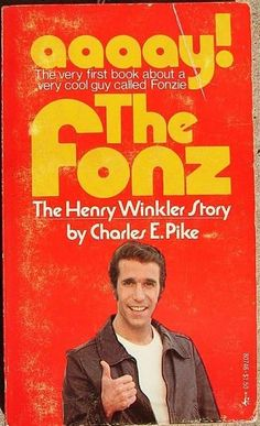 John Kenneth Muir's Reflections on Cult Movies and Classic TV: Memory Bank: The Fonz Great Memories, Childhood Memories, The Fonz, Laverne & Shirley, 1970s Tv Shows, Cult Movies, Weird And Wonderful, Classic Tv, Happy Day