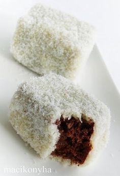 Hungarian Desserts, Hungarian Cake, Hungarian Recipes, Sweet Desserts, No Bake Desserts, Dessert Recipes, Sweet Cookies, Cake Cookies, Super Healthy Recipes