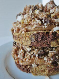 Raw Banana Swirl Coffee Cake @FragrantVanillaCake