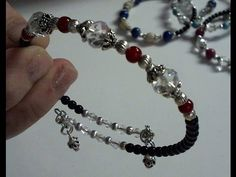 """""""BEAUTIFUL""""Memory Wire Braclet and Earring set - YouTube"""