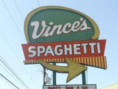 Vince's Spaghetti, Ontario California