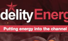 "Fidelity Energie bietet hugh finanzielle Anreize zu ""Auftanken"" B2B-Kanal #fidelity #energy"