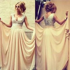 Beautiful elegant dress