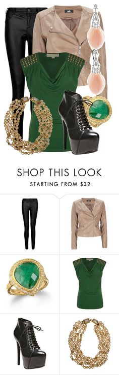 """""""Rebekah Mikaelson [the vampire diaries]"""" by lovelylittledisney ❤ liked on Polyvore featuring Wallis, MICHAEL Michael Kors, Steve Madden, Chanel and Lipsy"""