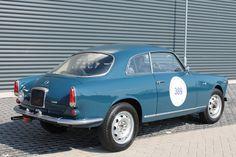 #Alfa #Romeo #Giulia 1600 #Sprint