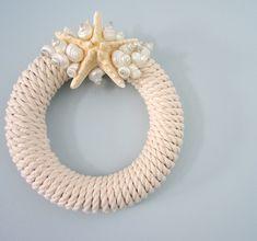 Sea Star Rope Wreath