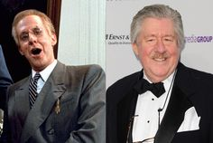 Edward Hermann as FDR in Annie; Edward Herrmann in 2011 Gilmore Girls Soundtrack, Celebrities Then And Now, Stars Then And Now, Famous Stars, Lost Boys, Good Wife, Movie Stars, Annie, Hollywood