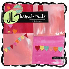 Launch Pads vol. 2 - Love by Jacque