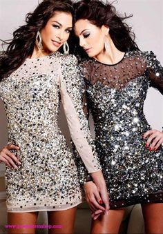 I'm pretty sure I need these dresses, #glitterfetish
