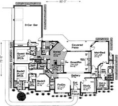 French Country House Plans With Porte Cochere unique french country house plans country ranch house plans ~ home