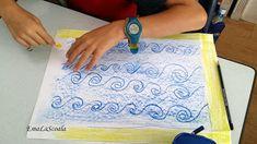 Desen dinamic - valurile Kids And Parenting