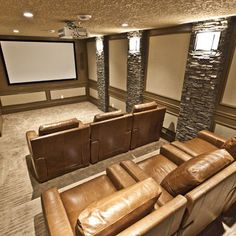 Media Room Design, Pictures, Remodel, Decor and Ideas - page 25