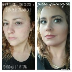 The best cosmetics that have ever graced my face! Pure Younique! www.youniqueproducts.com/krystnmacay