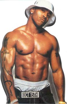 LL Cool J - Rapper, actor, grammy winner, fitness model, author, and savvy businessman...basically one talentad dude!!    He has always made his body his business.