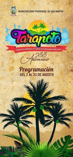 Aniversario de Tarapoto por fundación española