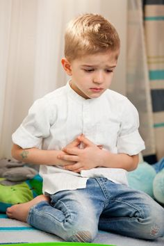 Does your child have an upset stomach? Read on for home remedies...
