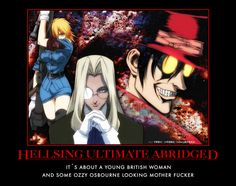 Hellsing Ultimate Abridged by rubenimus21