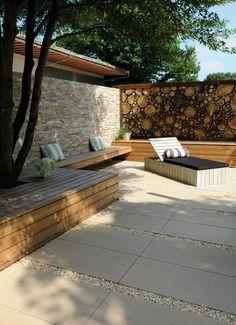 balkon sichtschutz aus bambus praktische und originelle. Black Bedroom Furniture Sets. Home Design Ideas