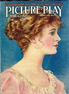 Lillian Gish - Picture Play Magazine [United States] (March 1920)