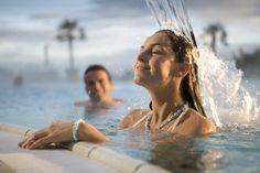 http://www.larimarhotel.at/therme-wellness-stegersbach.html  Genießen Sie das warme Thermalwasser und entspannen Sie sich im 4 Sterne Superior Hotel Larimar in Stegersbach.
