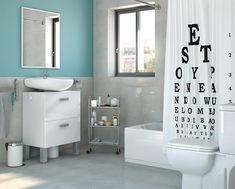 Cómo elegir muebles de baño - Leroy Merlin