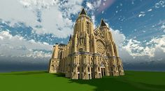 St. Vitus Cathedral Minecraft World Save