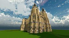 St. Vitus Cathedral Minecraft World Save
