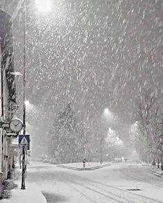 Awwww j'adore la neige <3 ****
