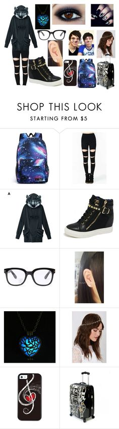"""""""Summer ~ Brother's Best Friend"""" by haley13wolf ❤ liked on Polyvore featuring RyuRyu, Forever 21 and Berry"""
