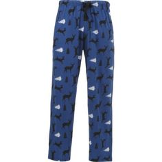 Canyon Trail Men's Buck Country Lounge Pant (Black/Blue, Size X Large) - Men's Denim And Basics, Men's Loungewear at Academy Sports