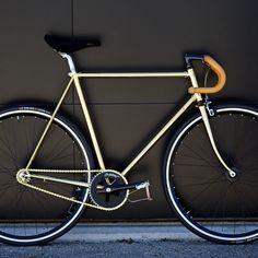 fabforgottennobility:    Goldfinger - Officina Nuovi Cicli