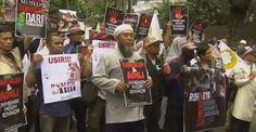 鍾萬學行得正不害怕! 印尼示威大轉彎聲援緬甸洛興雅 - http://kairos.news/57898