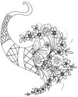 Les 74 meilleures images du tableau coloriages sur pinterest crafts for kids coloring pages - Coloriage fleur tps ...