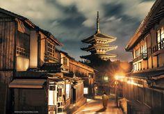 Memories of Kyoto. (--Quan Sun)