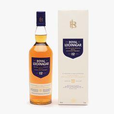 Whisky Royal Lochnagar 12 ans - Maison du Whisky - Marques - Accueil