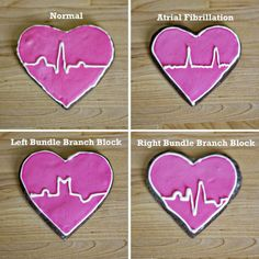 As a former nursing student, I absolutely 'heart' these!!! ♥ :D (Sweet Tooth)