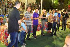 Campeãs do Boa Vista Junina recebem premiação na última noite de programação #pmbv #prefeituraboavista #roraima #boavista