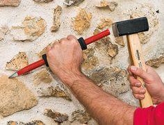 Petite liste de trucs et astuces pour se faciliter les travaux de maçonnerie.