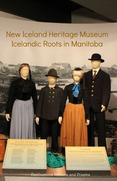 The New Iceland Heritage Museum in Gimli, Manitoba tells the story of Icelandic and other settlers Slow Travel, Travel Tips, Travel Guides, Iceland Museum, Icelandic Sweaters, Original Travel, Heritage Museum, Canada Travel, Historical Sites