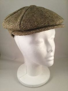 #Tweedmill pure wool #tweed cap (56 / 6 7/8 / m) baker's boy made in #england,  View more on the LINK: 	http://www.zeppy.io/product/gb/2/262288550321/