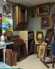 1000 Images About Antique Frames On Pinterest Dallas