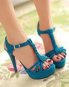 Belo azul!